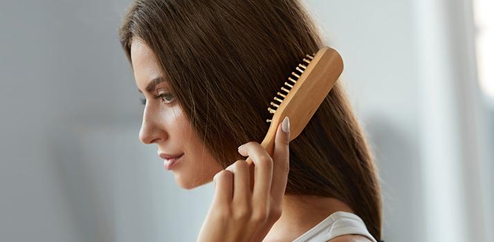 ми порадимо як зупинити випадіння волосся