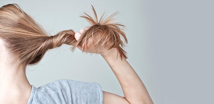Вас також турбує випадіння волосся?