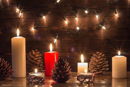 Магія ароматичних свічок