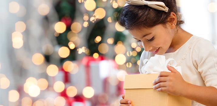 новорічні подарунки для дітей
