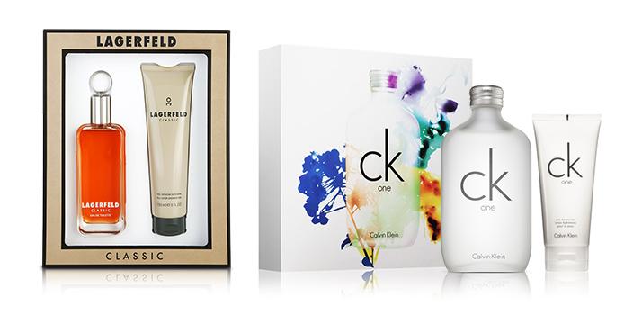 ідея 3 - парфумерний набір