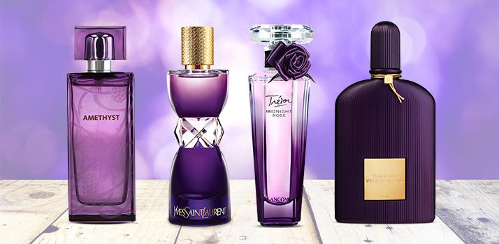 парфуми кольору року
