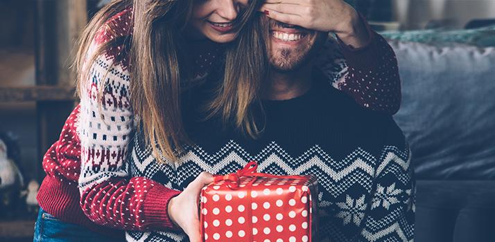 новорічні подарунки для чоловіків