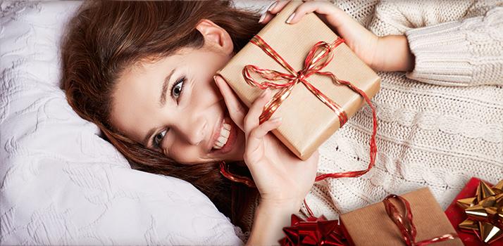 Що подарувати їй на Новий рік?