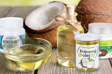 Кокосова олійка - в косметиці та на кухні