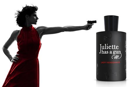 Озбройтесь провокаційним ароматом Juliette Has a Gun