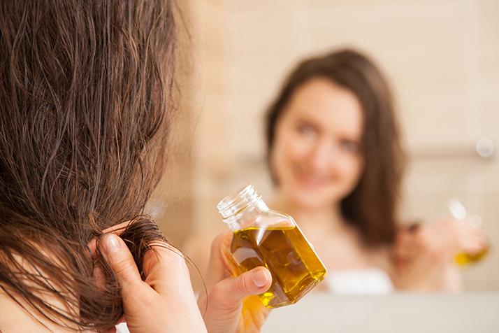 олійка - рідке золото для волосся