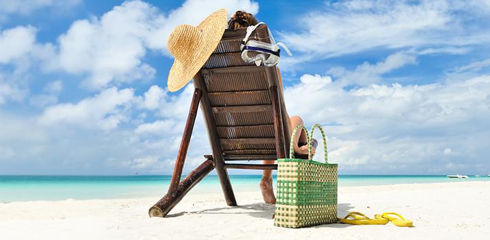 що з собою на пляж
