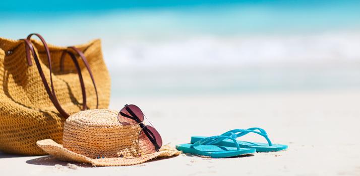відпочинок для пляжі