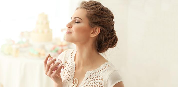 а як ви продовжуєте стійкість парфумів?