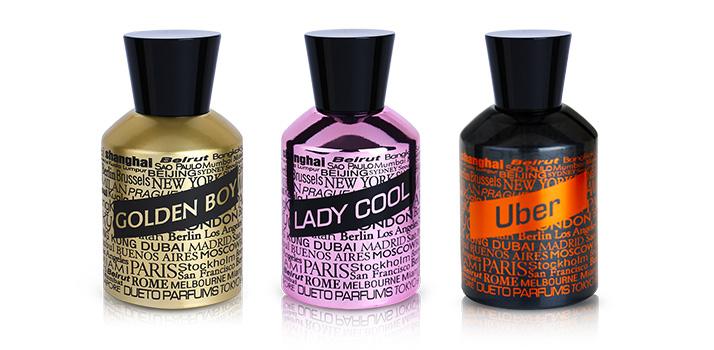 сучасні ніш аромати Dueto Parfums