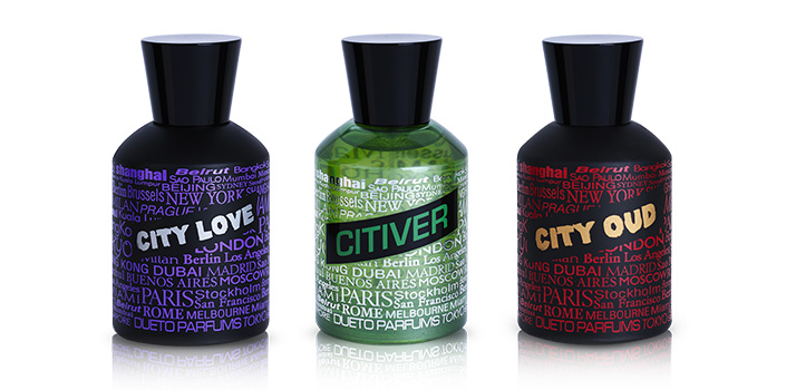 Dueto Parfums - урбаністична нішева парфумерія