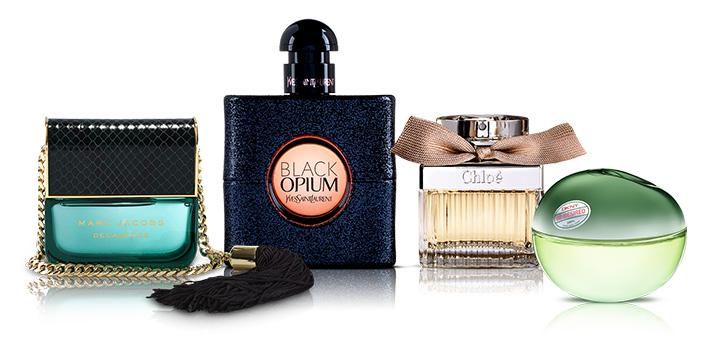 Найкращі парфуми для жінок