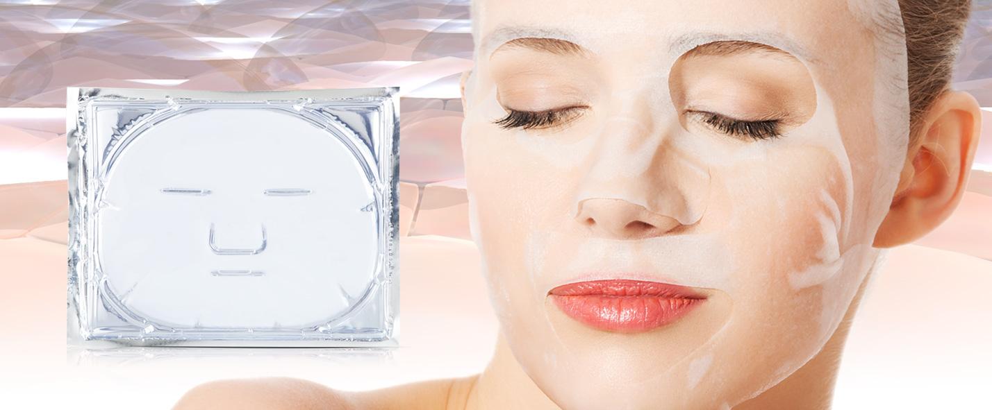 brazil keratin тканинна маска для обличчя