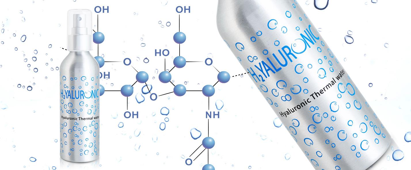 H2yaluronic термальна вода