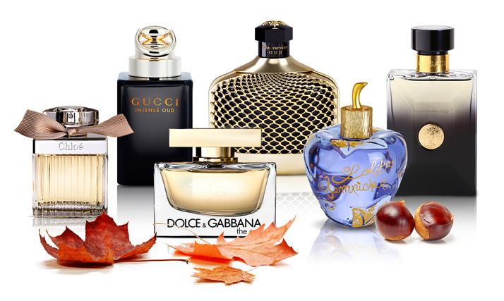 парфуми осінь/зима 2016