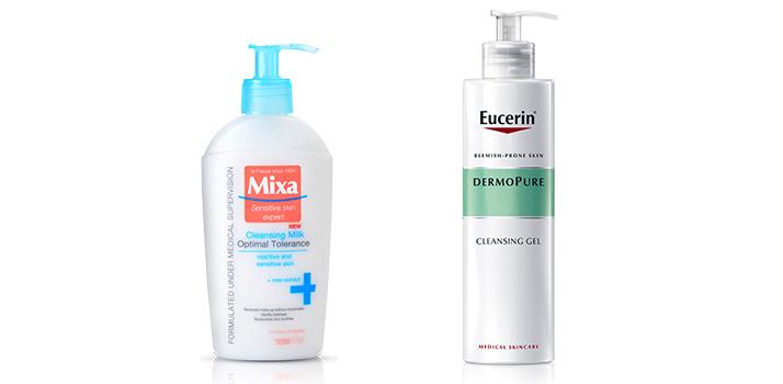щоденна рутина - очищення шкіри