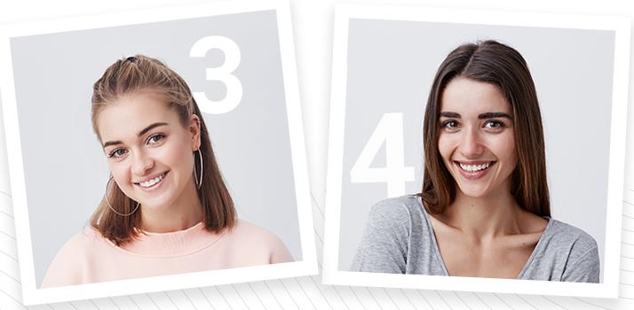 Фототип 3 та 4