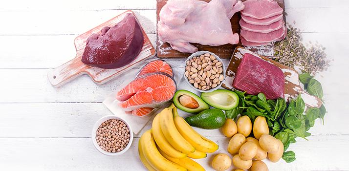 справне харчування - основа здорової шкіри