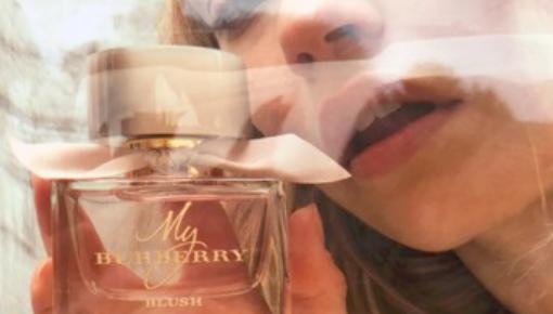 Відкрийте для себе My Burberry Blush