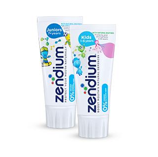 Zendium - Діти