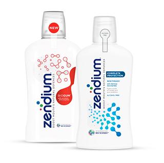 Zendium - Рідини для полоскання рота