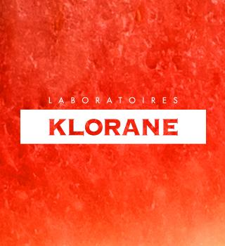 -20 % на Klorane