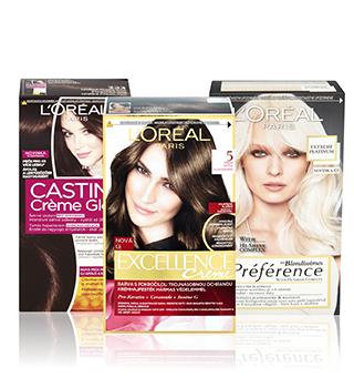 L'Oréal Paris Фарба для волосся