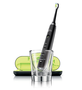 Електричні зубні щітки