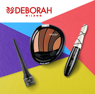 Deborah Milano макіяж очей