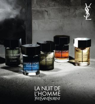 Yves Saint Laurent ПАРФУМИ ДЛЯ ЧОЛОВІКІВ