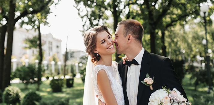 весільні зачіски 2018