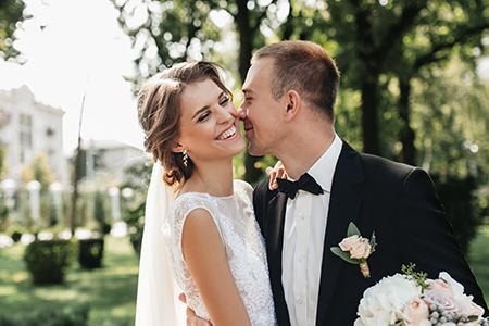 ТОП-5 весільних зачісок у 2018 році