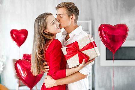 Поради щодо вибору подарунків до Дня святого Валентина