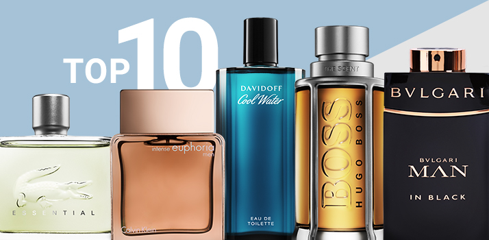 топ10 чоловічих парфумів