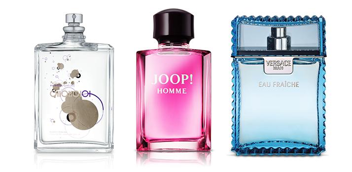 найкращий подарунок для чоловіків - парфуми